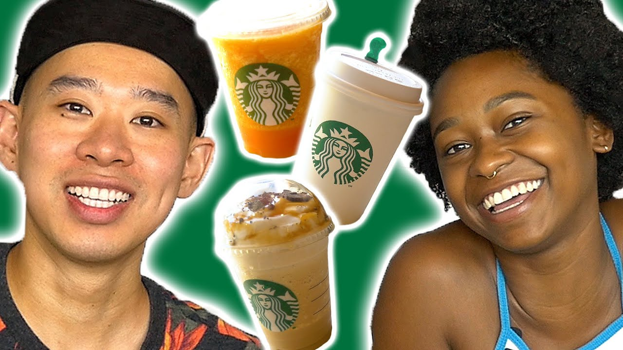 Americans Try Mexican Starbucks thumbnail