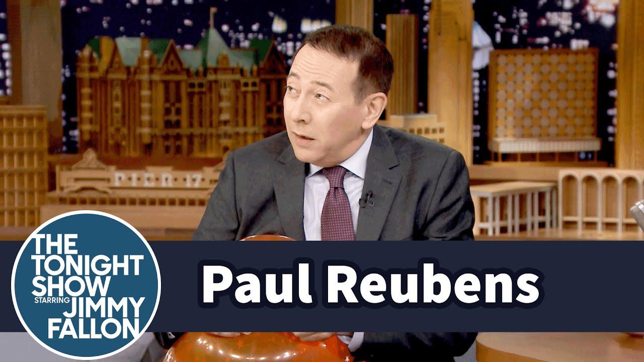 Paul Reubens Plays the Balloon as a Musical Instrument thumbnail