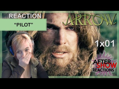 Arrow S01E01 - Pilot Reaction