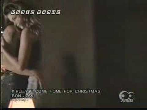 Jon Bon Jovi - Please Come Home For Christmas - Christmas Radio