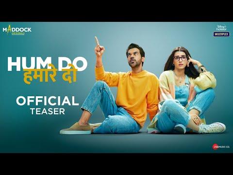 Hum Do Hamare Do teaser: Rajkummar Rao and Kriti Sanon look impressive in this film about adoption with a twist