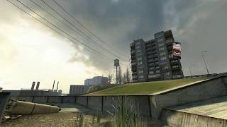 Half-Life 2 Scene with music