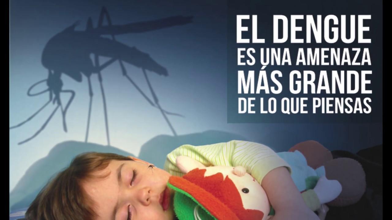 ¡Si tiene fiebre, puede ser dengue; si tiene deng...