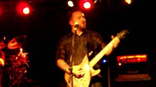 Evans Blue~Future In The End~Live @ Amos' Charlotte, NC 4-14-2010