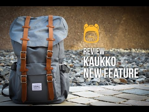 Kaukko New Feature – Review auf Deutsch – Rucksack Test