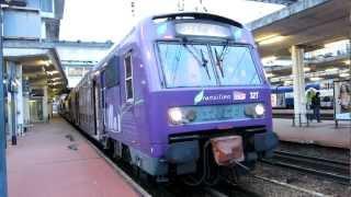 preview picture of video '[Paris] Z5600 RER C pelliculé - Versailles Chantiers (VICK)'