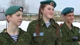 Военно спортивная игра «Штурм» в селе Николо Павловское
