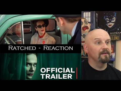 Ratched – Official Trailer – Netflix – Reaction