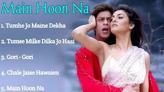 Main Hoon Na Movie All Songs  Shahrukh Khan & Sushmita Sen  musical world  MUSICAL WORLD  