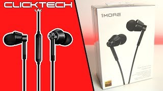 Best in Ear Headphones on a Mid Range budget? - 1MORE Dual Driver E1017 -  Unboxing and Review