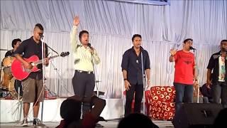 Yeshua Band Singing 'Yeshu Masih Tere Jaisa Hai Koi Nahi' At Lucknow [High Quality Mp3]