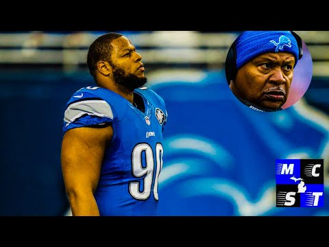 Ndamukong Suh Says Jim Caldwell Was The Answer For Detroit Lions!!!