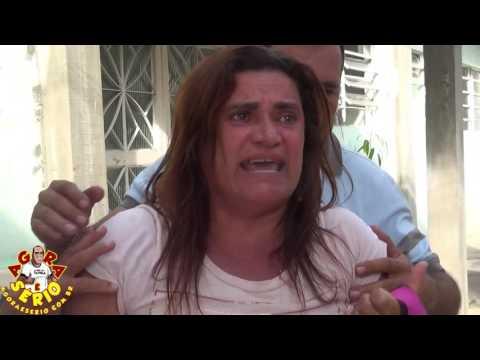 Mãe Desesperada pede Socorro na Porta do Hospital de Juquitiba sem Médicos ....Vale a Pena Ver de Novo