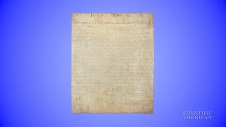 How Is the Declaration of Independence Preserved?