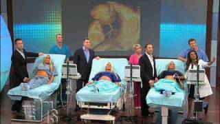 The Triplets' Ultrasound Surprise on 'The Doctors' - Video Youtube
