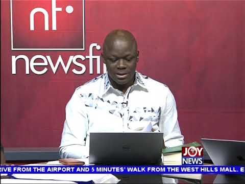 Samson's Take - Newsfile on Joy News (23-3-19)