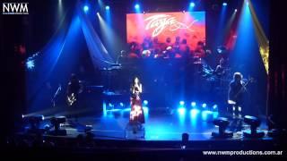 Tarja - Medusa - Teatro Vorterix [20/09/14] [HD]