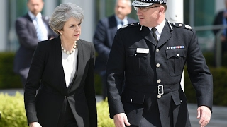 """The spirit of Manchester will never be broken!"" - PM May delivers speech on terror attack"