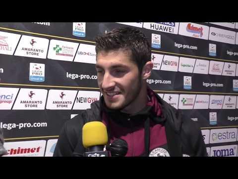 Arezzo-Alessandria 1-1, intervista a Pierluigi Pinto