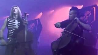 Apocalyptica - Heat. live