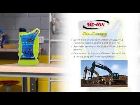 1:19 MC-RIX Heavy Duty Coolant