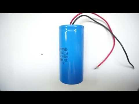 TR-05020-250V Capacitor for Dental Air Compressor - Treedental