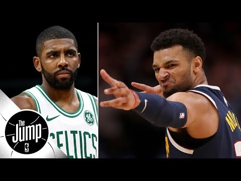 43b15220607 Should Kyrie Irving still feel salty about Jamal Murray going for 50
