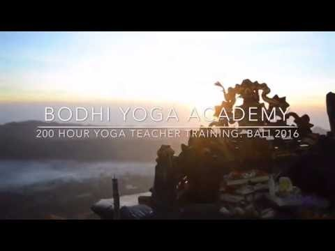 A look into the BYA 200 Hour Vinyasa YTT in Bali taught by Sam Vetrano, Tina Bock, and Irene Pappas.