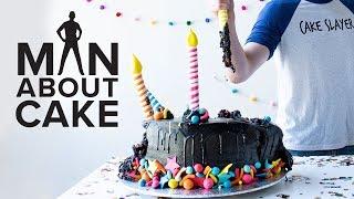 GIANT Birthday Cake | Man About Cake Turns 2!