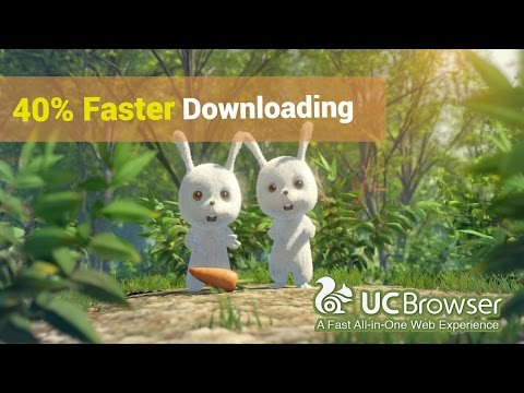 Video of UC Browser Mini - Save Data