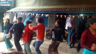 Lamjung Turlunge Dance