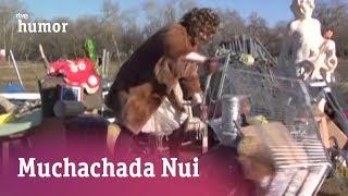 Celebrities: Whitney Houston - Muchachada Nui | RTVE Humor
