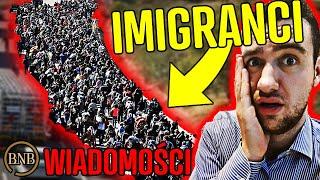 Imigranci W SZOKU! Unia ZAMYKA GRANICE! Tak to wygląda… | WIADOMOŚCI