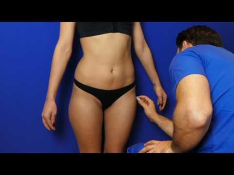 Schmerzen im rechten unteren Teil des Rückens bei Männern