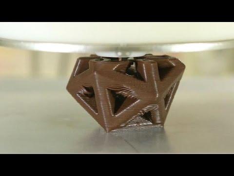 Jöhet egy 3D nyomtatott pizza? Vajon mennyit kell még várnunk az ehető nyomtatványokra?