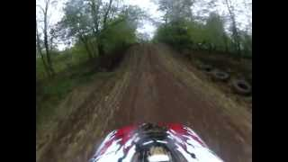 preview picture of video '[GoPro HD] - Tomáš Osička |Motocross training Břeclav|'