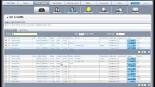 Listingbook Client Manager