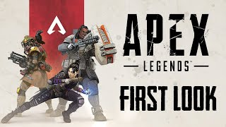 Apex Legends First Look | Better than PUBG?