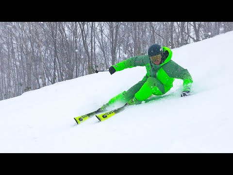 ULTIMATE CARVING | hip to snow