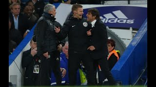 jose and conte rivalry resumes this week but it goes back to long before fight for prem