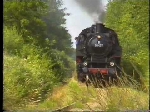 Mit zweimal BR 50 über´s Markersbacher Viadukt      Teil 1/2