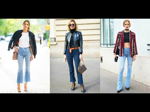 Best looks for bootcut jeans