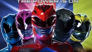 Power Rangers - The power is on! (Theme opening 2017)