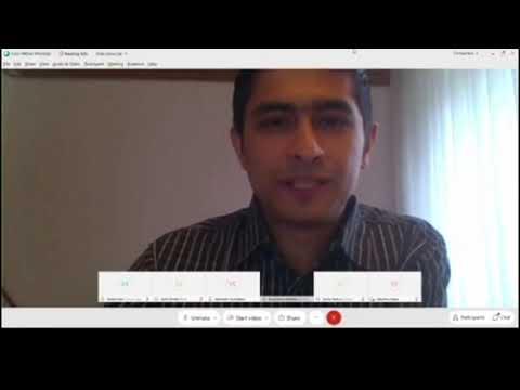 Coffee and Conversation Video of Mr. Shashidhar Mhaskar.