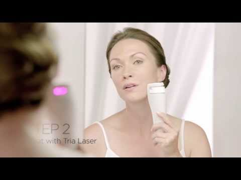Tria Age-Defying Laser - How To Use - CA/UK