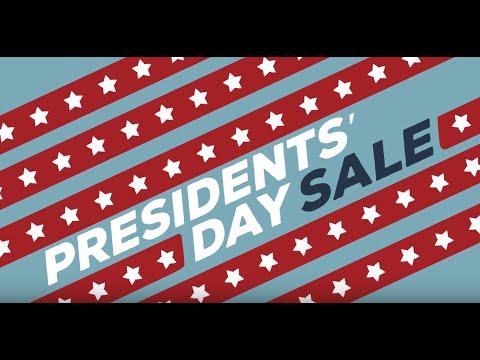 Presidential Savings - TV
