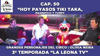 LALEONA TV CAP- 51 - 3° TEMPORADA - 2016