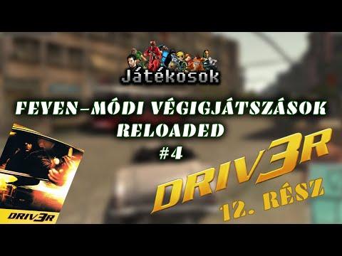 Feyen-módi végigjátszások Reloaded #4 - Driv3r (PC - 2004) 12/?