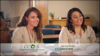 CCOR - Join Our Family