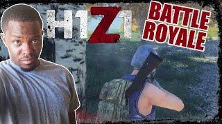 Battle Royale H1Z1 Gameplay - COACH SUPER! | H1Z1 BR Gameplay
